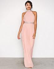TFNC Pearl Pink Kenzie Maxi Dress