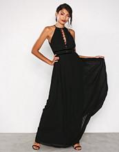 TFNC Black Aberda Maxi Dress