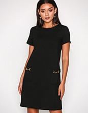 Ida Sjöstedt Black Teardrop Dress