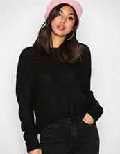 Calvin Klein Black Sue CN Sweater LS