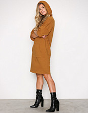 Noisy May Brun Nmwillow 3/4 Above Knee Dress 6