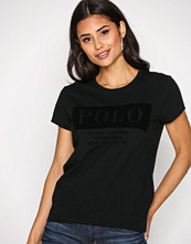 Polo Ralph Lauren Black Polo Short Sleeve T-Shirt