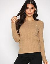 Polo Ralph Lauren Camel Julianna Wool Sweater
