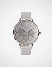 River Island Sølv Circle Dial Watch