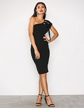 TFNC Black Abby Dress