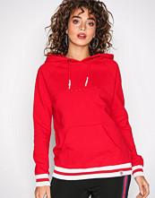 Franklin & Marshall Red Fleece Hooded