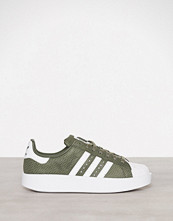 Adidas Originals Hvit Superstar Bold W