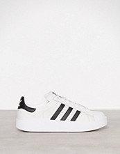 Adidas Originals Hvit/Svart Superstar Bold W