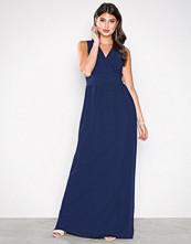 TFNC Navy Kapo Maxi Dress
