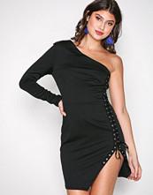 Glamorous Black One Shoulder Dress