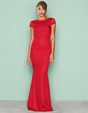 NLY Eve Rød V Back Mermaid Gown