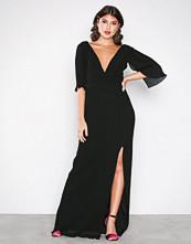 TFNC Black Oboe Maxi Dress