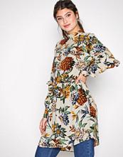 Vila Hvit Vifima L/S Dress/Rx