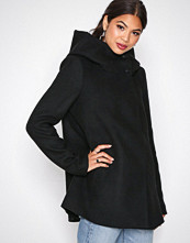 Vero Moda Svart Vmcollar Wool Jacket Noos