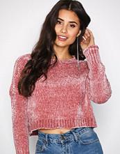 Only Rosa onlDICTE L/S Short Pullover Knt