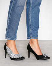 NLY Shoes Svart Bling Pump
