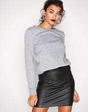 Pieces Pcshape-Up Mw Skirt Coated Black