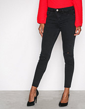 River Island Washed Black Molly Wilson Jeans