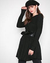 Glamorous Black Rib Dress