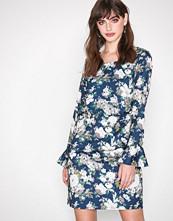 Dry Lake Blue Flower Bella Dress