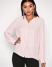 Selected Femme Lys rosa Sfdamina Ls Shirt