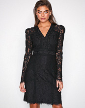 Dry Lake Black Lace Miranda dress