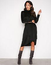 Filippa K Black Shiny Party Dress