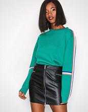 Only Svart onlTRACEY Faux Leather Skirt Otw