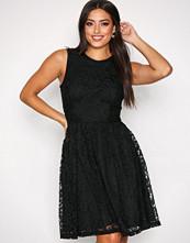 Only Svart onlARMILA S/L Lace Dress Jrs