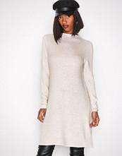 Only Lys brun onlKLEO L/S Dress Knt Noos