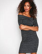 Only Svart onlROMA Manja Wrap 2/4 Dress Jrs
