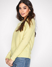 By Malene Birger Yellow Balancia Knitwear