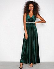 Sisters Point Deep Green Gell Dress