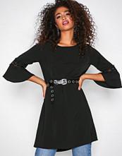 Sisters Point Black Noam Dress