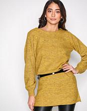 Jacqueline de Yong Palm Jdyblogg L/S Dress Knt