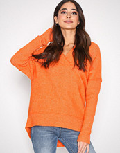By Malene Birger Orange Zonia Knitwear