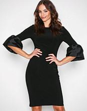 Lauren Ralph Lauren Black Konatta Dress