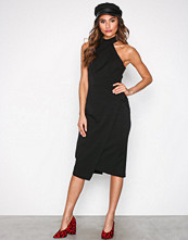 River Island Black Fitted Dress