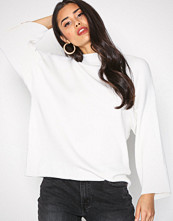 Object Collectors Item Offwhite Objindra T-Neck Knit Pullover Apb