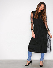 Moss Copenhagen Black Sabria Lace Dress