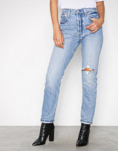 Levi's Blå 501 Skinny Can't Touch Th