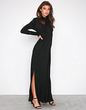 Dagmar Black Joan Dress