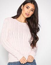 Polo Ralph Lauren Pale Pink Julianna Long Sleeve Sweater