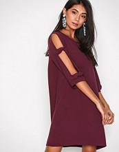 River Island Berry Long Sleeve Swing Dress