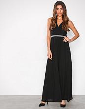 Sisters Point Svart/Sølv Nexo Dress