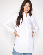 Vero Moda Hvit Vmjuljane 7/8 Long Shirt