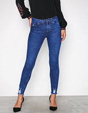 New Look Blue Skinny Jenna Jeans