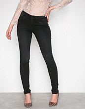 Noisy May Svart Nmlucy S.S. Nw VI876 Jeans Noos