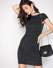 Only Black onlROMA Pablo S/S Round Back Dress