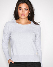 Odd Molly Light Grey Melange Miss Soft Sweater